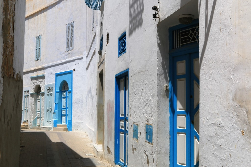 Ruelles dans Karouan (1)