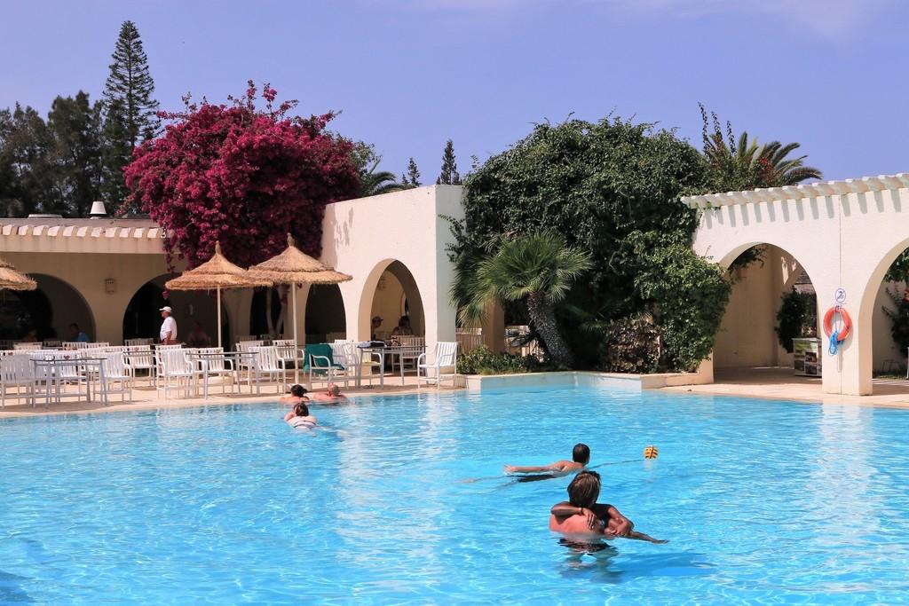 Une des piscines de l'Alhambra (1)