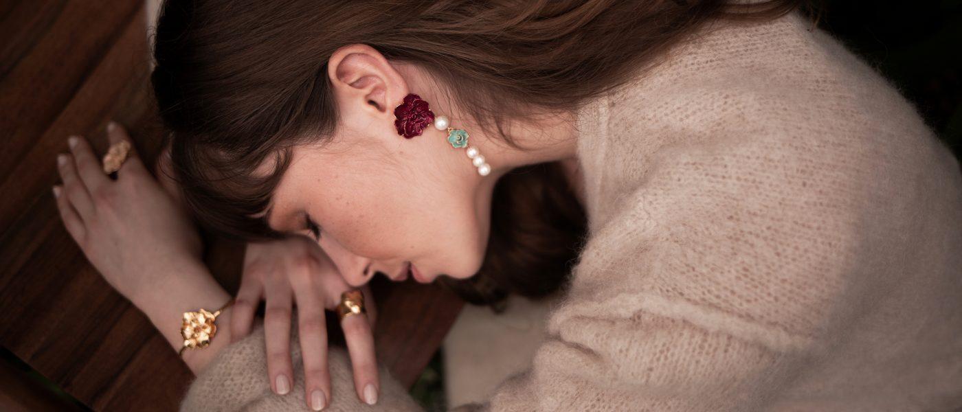 Elise Tsikis, créatrice de bijoux…ravissants