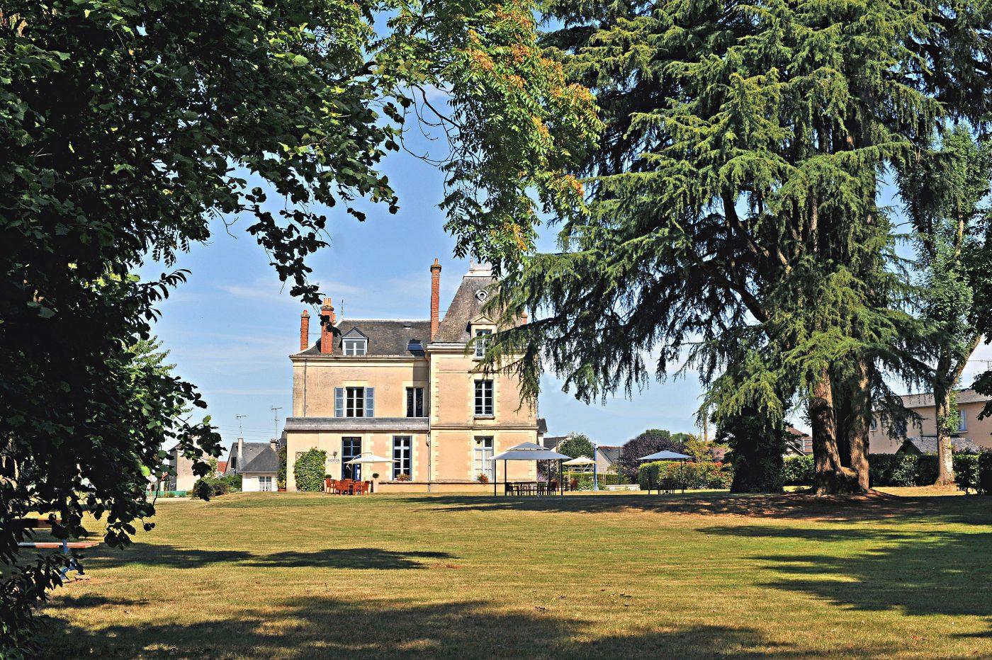 Parc Hôtel et Spa à Château-Gontier(c)J.Damase