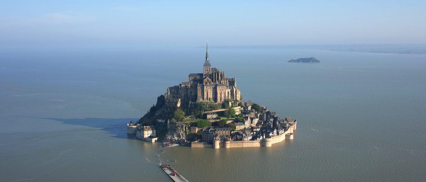 Le Mont Saint-Michelse regarde autrement…