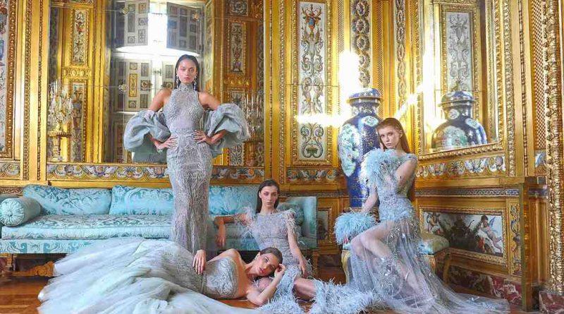 HAUTE COUTURE Paris Fashion Week Printemps Eté 2021