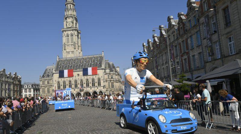 «le bus de la vueet de l'audition » Krys fait son Tour de France