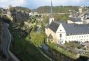 CIity break en vélo à Luxembourg-ville