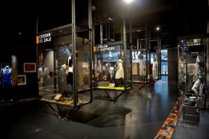 Les espaces de l'exposition permanetnte MNS (c) M.Erlich