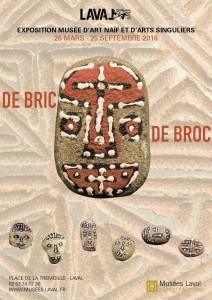 Affiche-De-Bric-De-Broc Musée de Laval