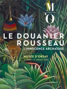 Affiche exposition Musée d'Orsay