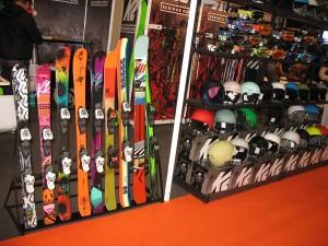 Du ski au casque chez K2 - photo D. ROUDY (c)
