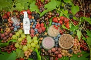 Fruits rouges de Bourgogne©Michel Joly