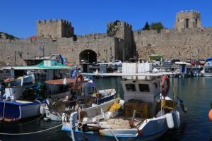 Rhodes-fortifications (c)B.Charton