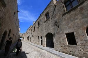 La rue des chevaliers (c)B.Charton