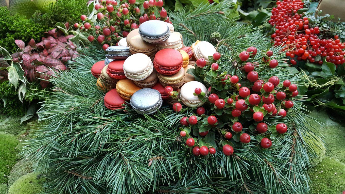 Macarons de fêtes(c)MF Souchet