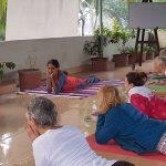 Cours de yoga (c)MF Souchet