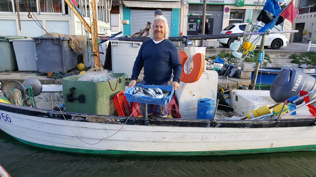 Retour de pêche(c)MF Souchet