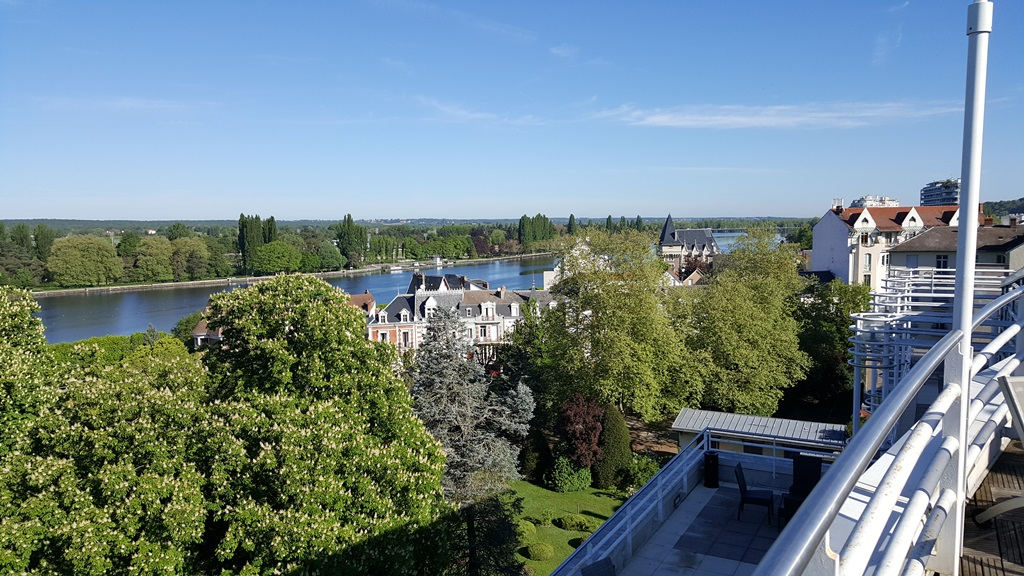 Vue de la terrasse du 7ème étage(c)MF Souchet