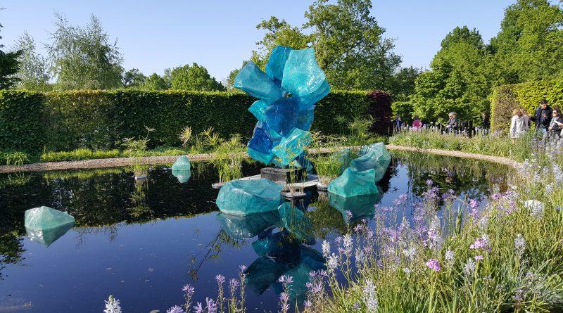 Sculpture de verre de Dale Chihuly(c)MF Souchet