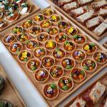 Bruschettas, Verrines, Mini tartelette à l'Ajvar(c)MF Souchet