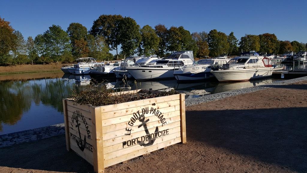 Le village portuaire et son esprit partage(c)MF Souchet