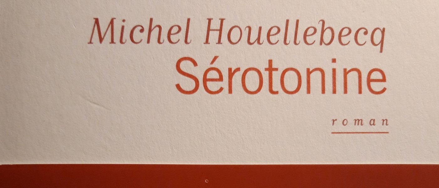 «Sérotonine» de Michel Houellebecq:  un roman sensible et social
