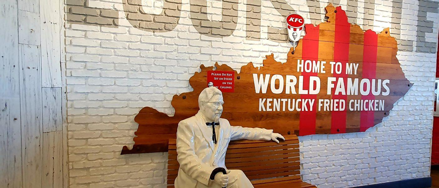 A la découverte d'Atlanta et du Kentucky