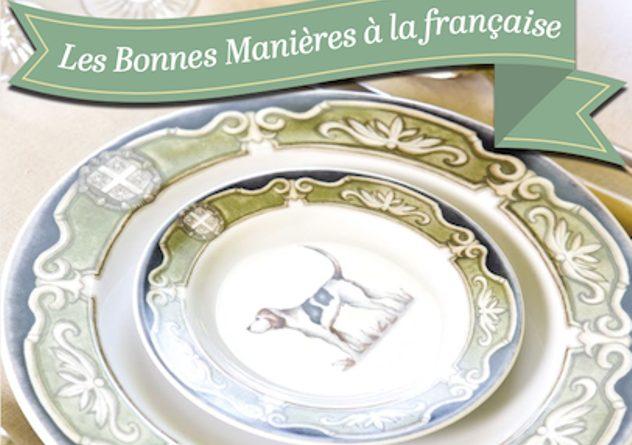 Les bonnes manières à la française au Château de Cheverny