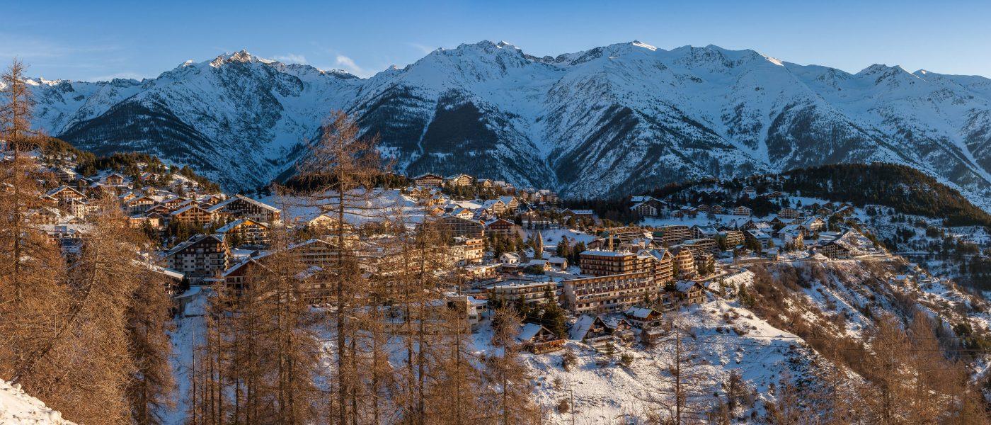 Ski d'hiver, Nice donne le coup d'envoi!