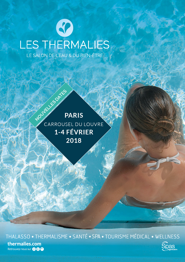 Affiche Thermalies 2018