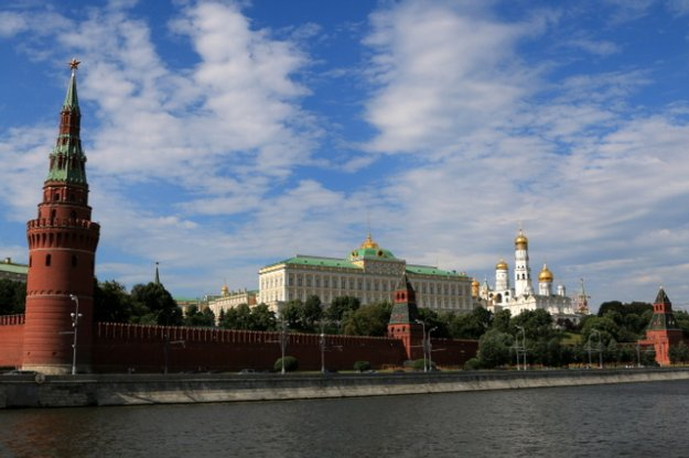 Le Kremlin-Moscou ©Brice Charton