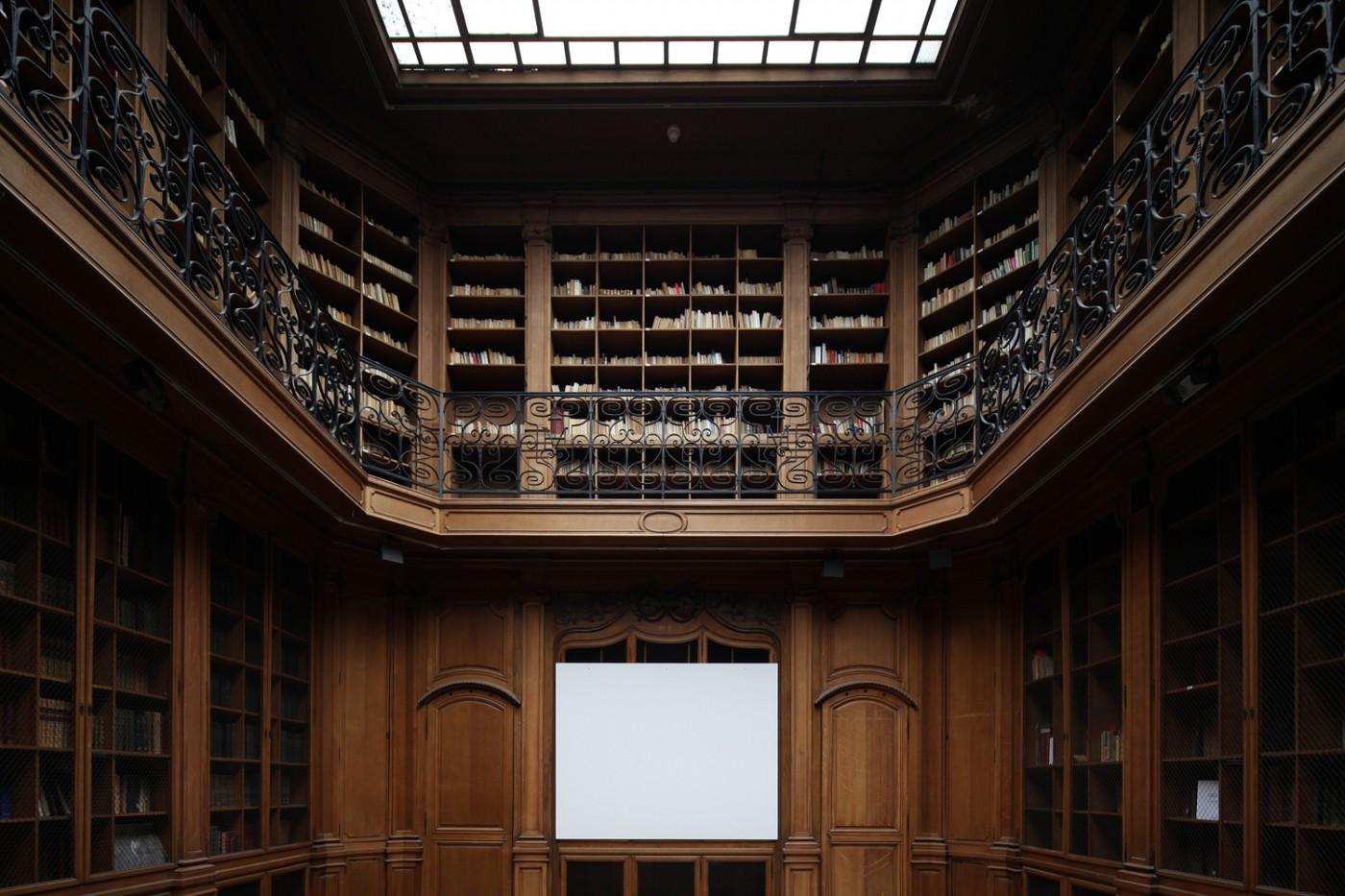 Bibliothèque Smith-Lesouëf ©FNAGP
