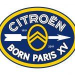 CITROËN BORN PARIS XV pour le centenaire de la marque