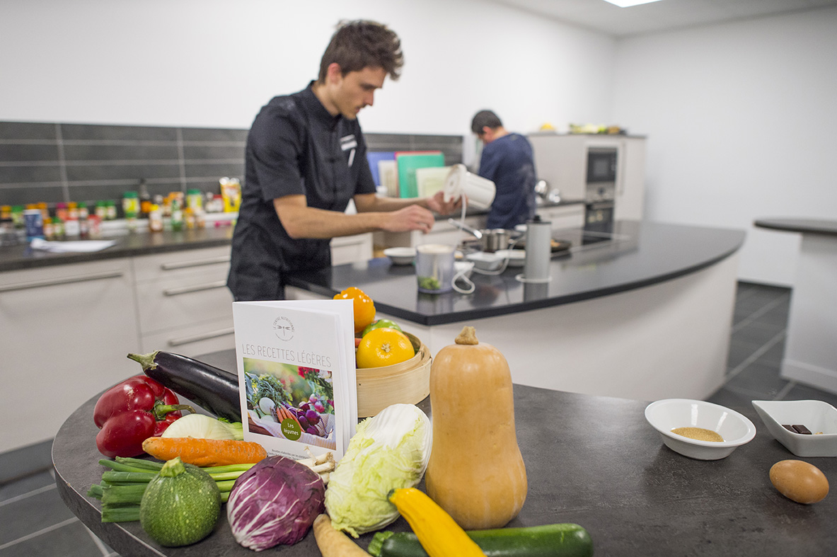 Atelier cuisine végétarienne(c)Brides les Bains