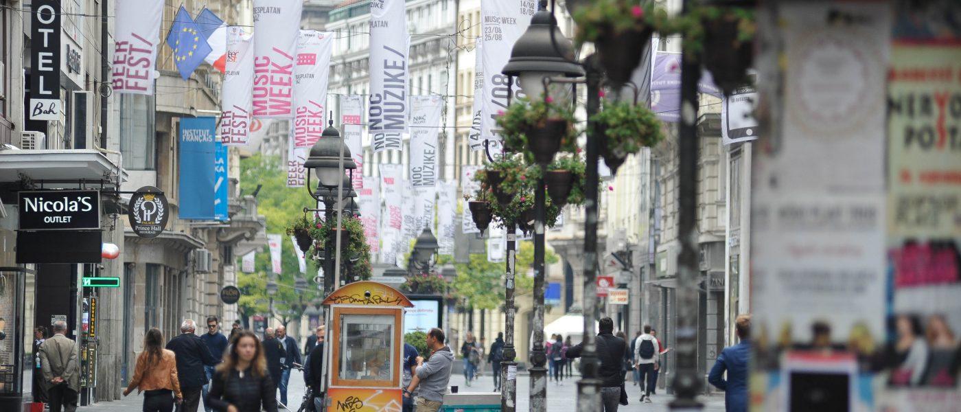 La Serbie affiche sa joie de vivre et son grand potentiel touristique