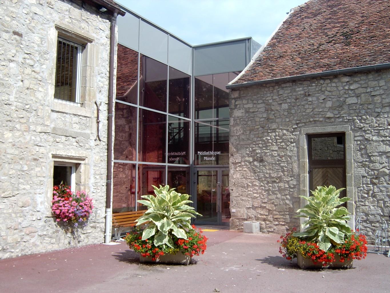 MUSEE DE BOURBONNE-LES-BAINS ©coll.MDT52