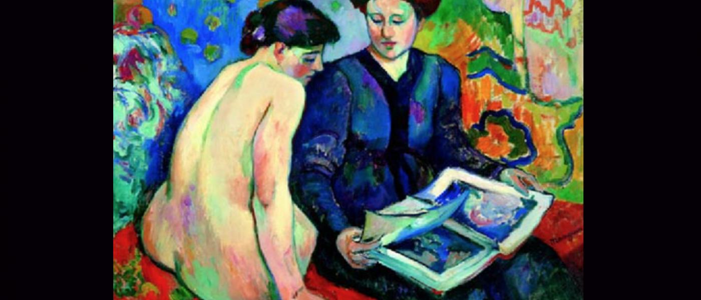 Henri Manguin, la peinture d'un homme heureux