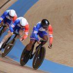 Championnats du Monde sur Piste UCI TISSOT 2021 Roubaix du 20 au 24 octobre 2021
