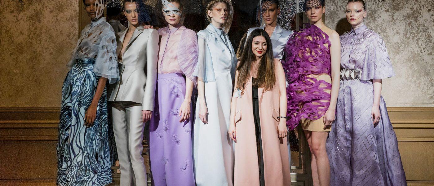 Fashion Week : une créatrice qui surfe sur la vague
