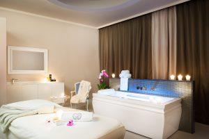 Cabine de soins du White Spa(c)GB Thermae Hotels