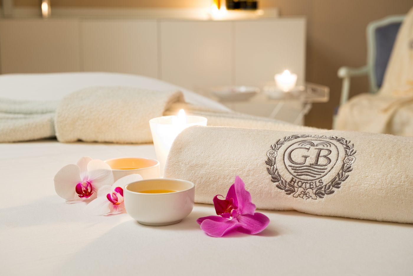 Le bien-être dans les hôtels GB Thermae Hotels