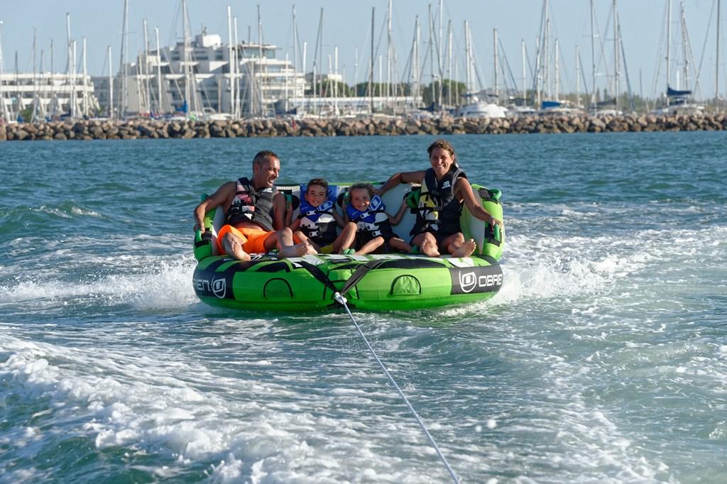 Plaisirs nautiques en famille(c)Dominique Demouy