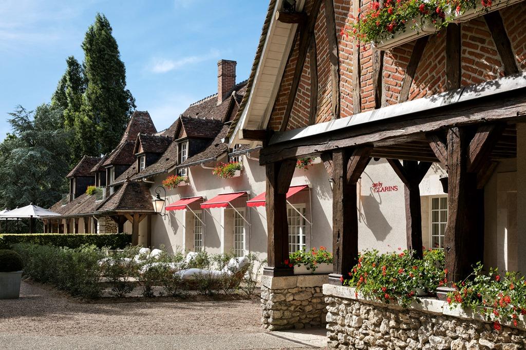 La terrasse du Spa propice à la relaxation(c)Fabrice Rambert
