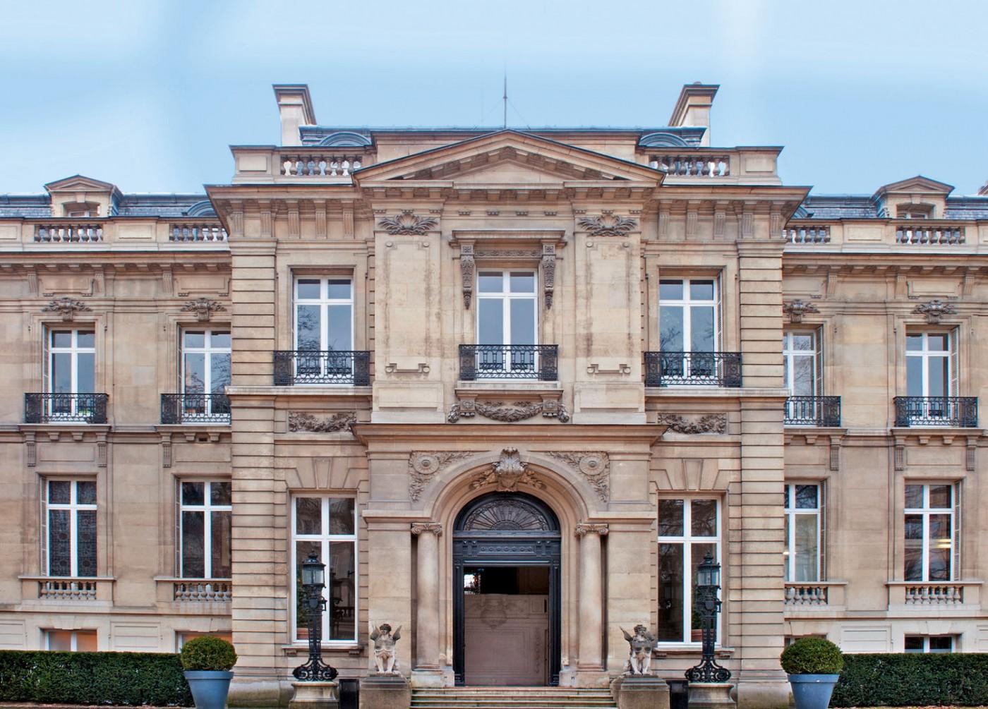 Hôtel Salomon de Rothschild © FNAGP