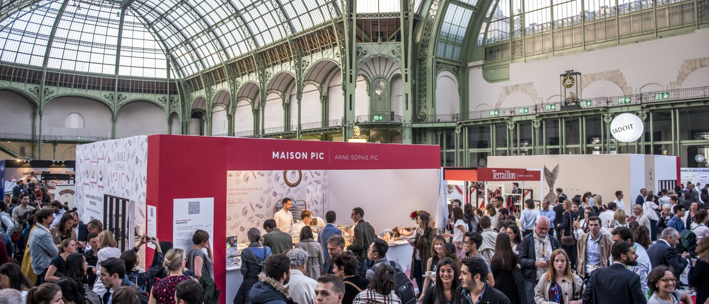 A table avec… TASTE OF PARIS