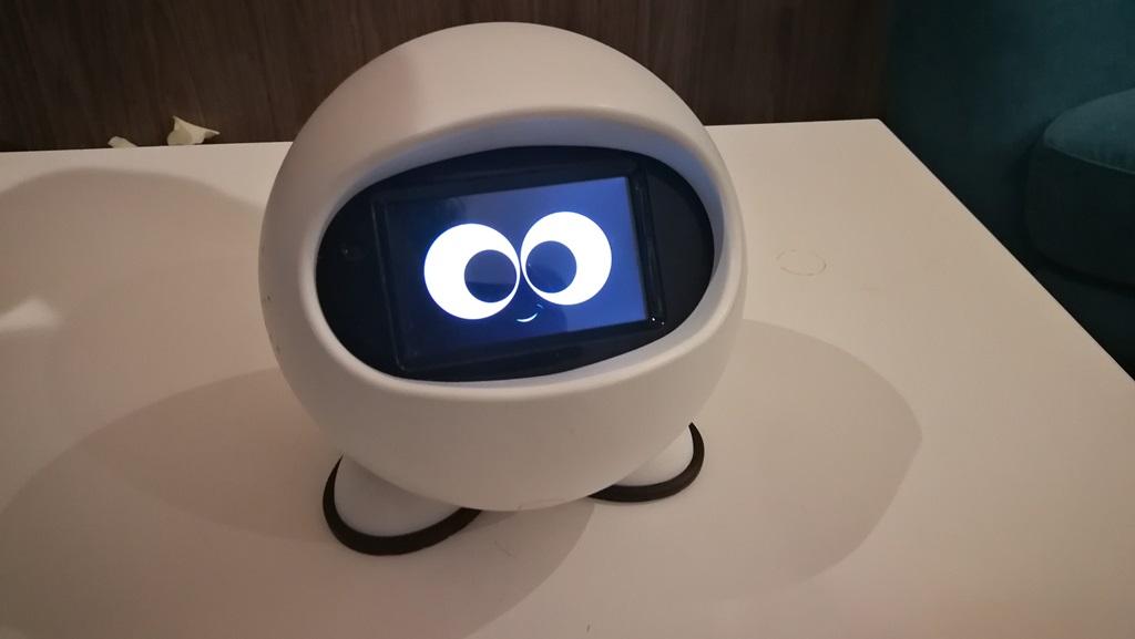 Joe le robot pour enfant asthmatique(c)Thermes de la Bourboule