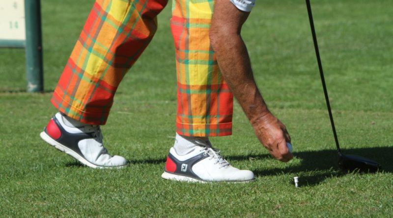 Tous au mondial du golf