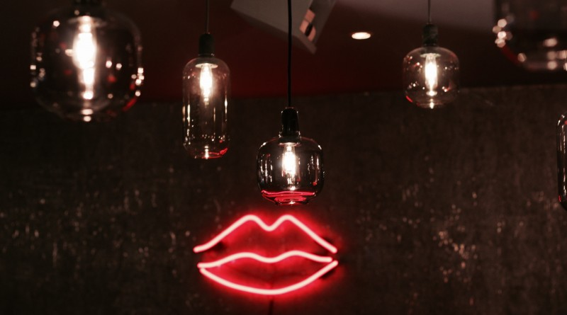 Les Lèvres Rouges