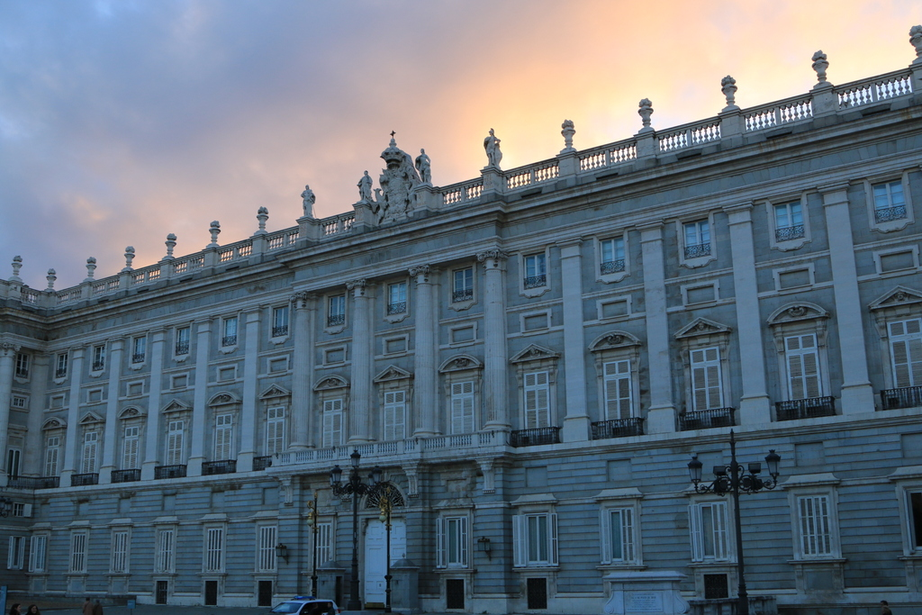 Palacio real photo Brice Charton
