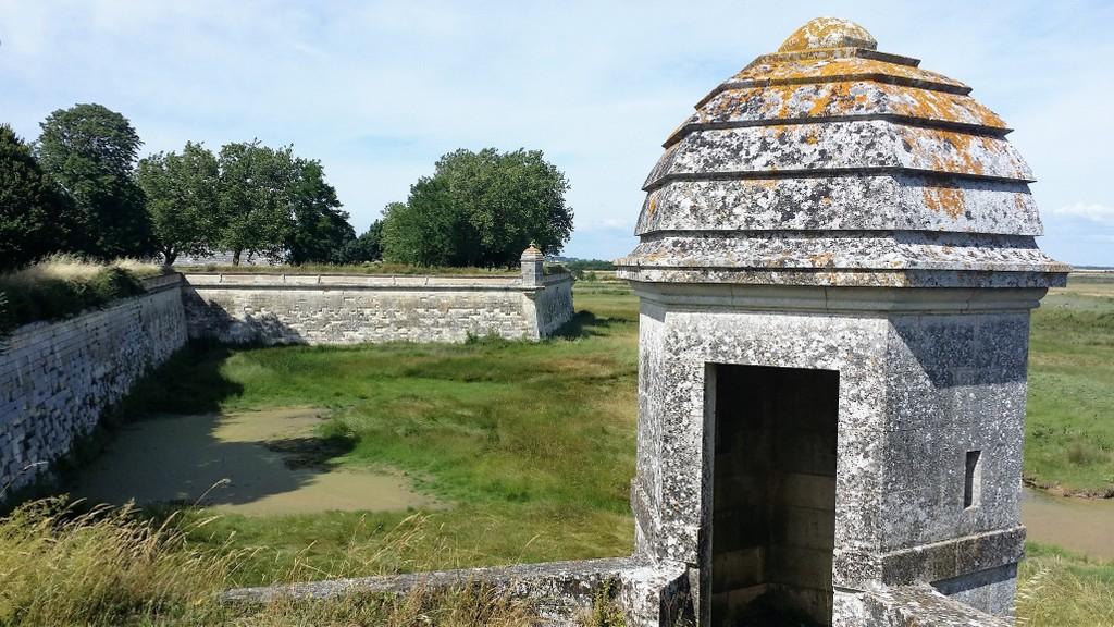 La cité fortifiée de Brouage (c)B.Charton