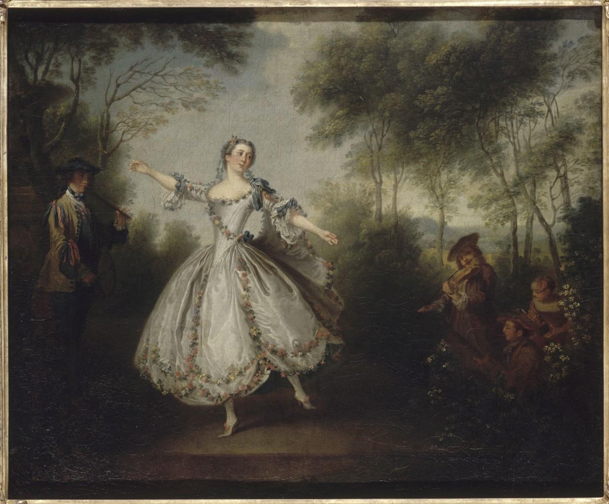 Lancret Nicolas (1690-1743). Nantes, musée des Beaux-Arts. INV634.