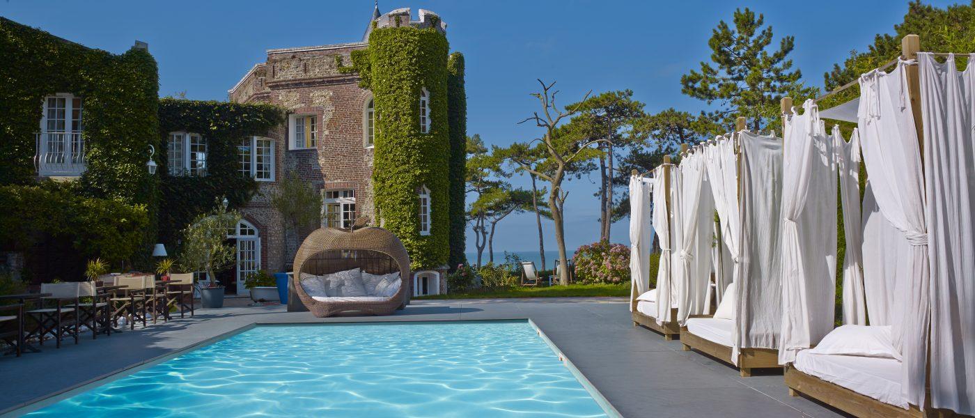 A Etretat, l'Hôtel Le Donjon s'agrandit… pour notre plus grand plaisir