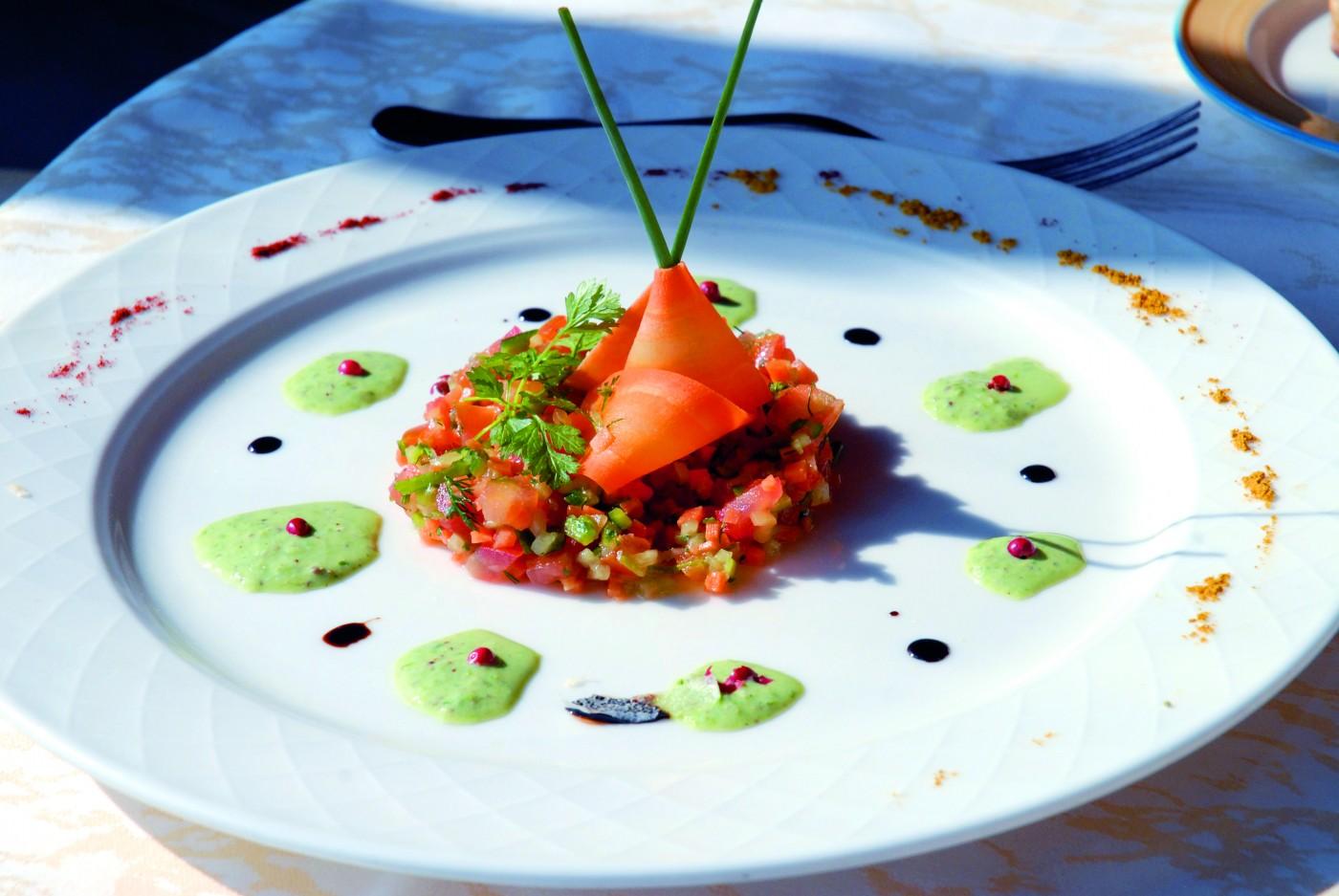 Plat diététique©Thalassa Sea & Spa